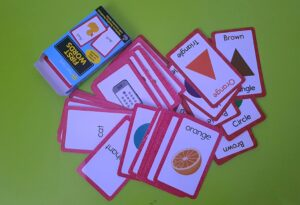 Indoor Activities - Flashcards