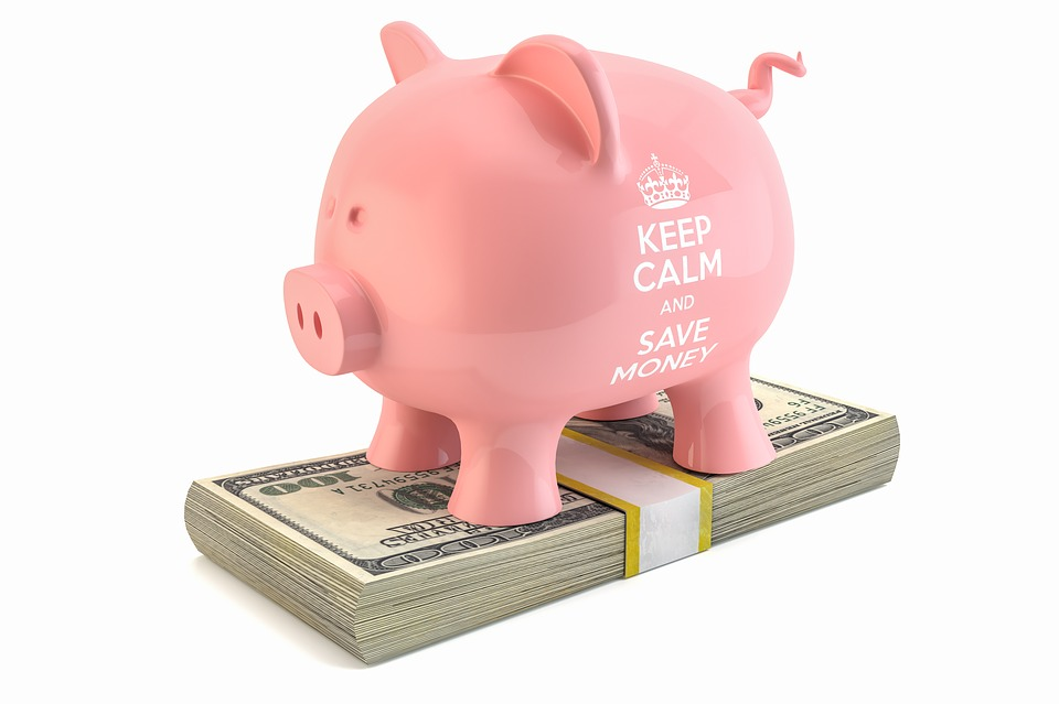 piggy bank - how to save money