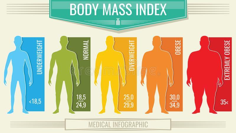 BMI Calculation for Men
