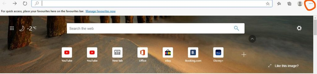 How to Enable/Disable Cookies in Edge Browser