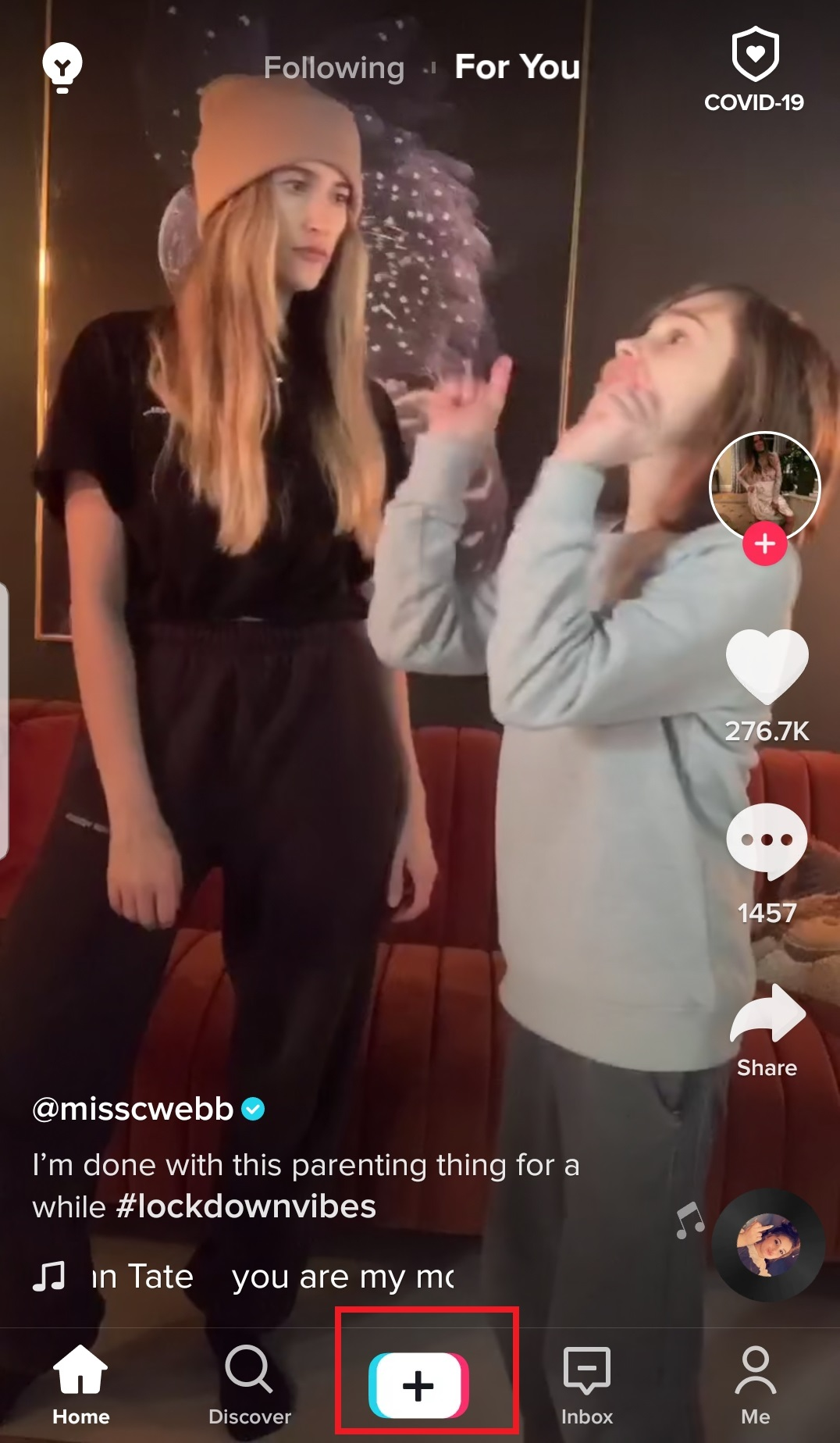 How to Duet on TikTok with sounds?