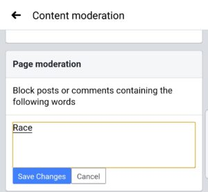 How to Disable Comments on Facebook Page Post