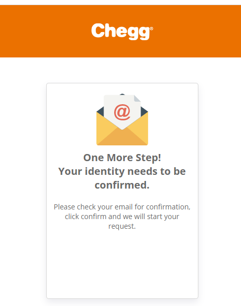 How to delete a chegg account